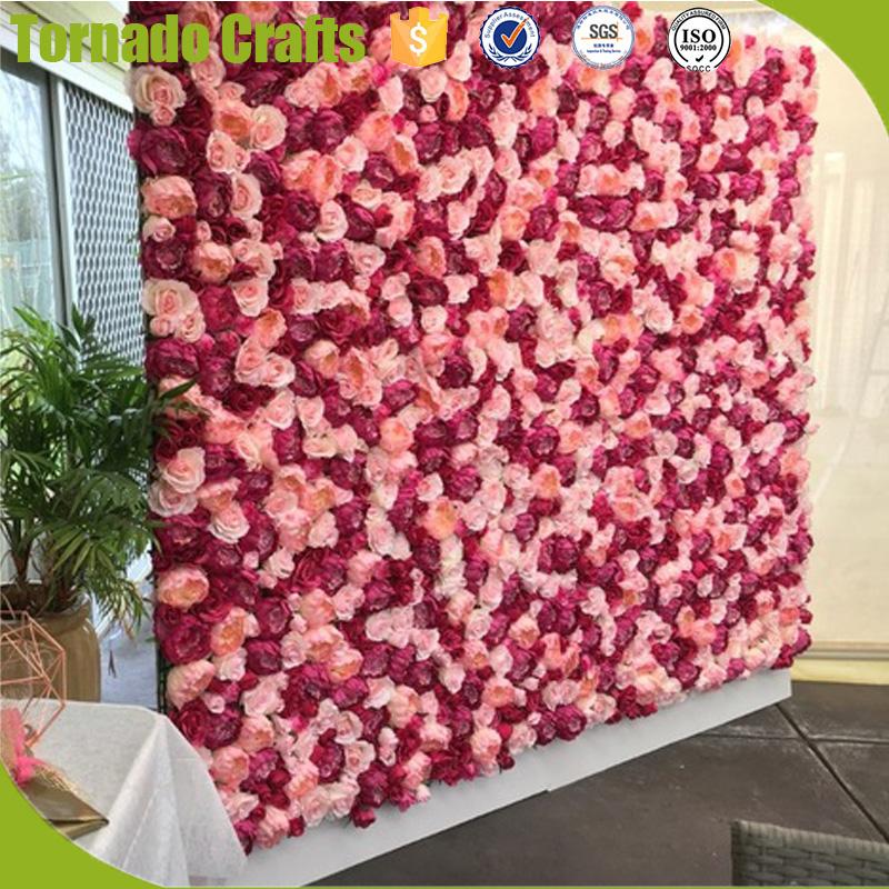 artificial flower wall decoration _PRODUCT_Guangzhou zhen Xin Qi ...