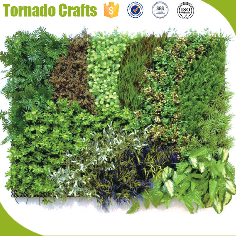 Zhen Xin Qi Crafts Professional Artificial Green Plant Wall Factory  Supplier Customized Indoor Artificial Living Wall